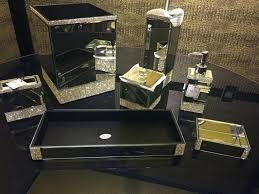 inspiring crystal bathroom accessories sets crystal bathroom accessories sets lux bathroom accessories images crystal glass bathroom