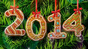 christmas 2014. Simple 2014 Christmas New Year 2014 On A