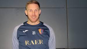 East Kilbride FC - News - 'Old head' helps Kilby hit Gretna for six
