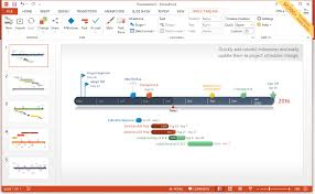 power point gant chart creating visual schedules and gantt charts using a powerpoint add