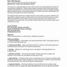 Strengths In Resume New 60 Terrific Good Strengths For Resume Sierra