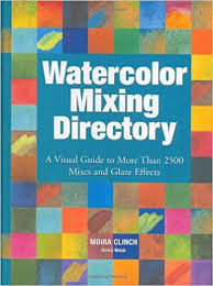 Watercolor Mixing Chart Download Watercolor Mixing Directory A Visual Guide To More Than 2