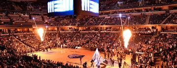 Memphis Grizzlies Arena Seating Chart Events Tickets Fedexforum Home Of The Memphis Grizzlies