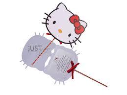 Hello Kitty Invitation Hello Kitty Themed Christening Invitations For Girl C1019