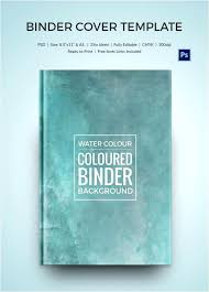 Free Editable Binder Covers And Spines Binder Cover Templates Free Download Professional Microsoft