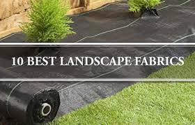 best landscape fabric 10 best weed