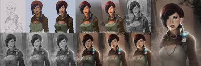 Helen Aimee - Kait Diaz - Gears of War 4