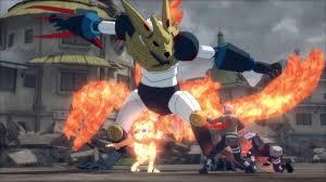 naruto shippuden ultimate ninja storm revolution features