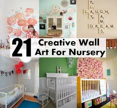 diy wall art for baby room