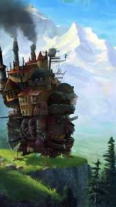 Howls Moving Castle Hd - Wallpaper ...