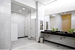 office washroom design. here at gdl interiors we specialise in commercial washroom installation and refurbishment based near chelmsford essex have been providing office design