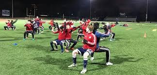 individual training drills olympiacos