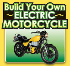 picture of build your own electric motorcycle