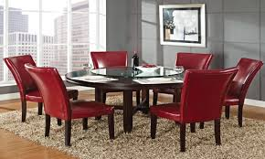 Red Dining Room Sets Red Dining Room Sets Round Red Dining Room Chairs Set Large Round