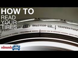 Tire Load Index Chart Pdf How To Read Your Tire Edmunds