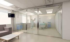 smart glass office