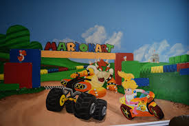 Mario Bedroom Wallpaper 5 Kids Rooms So Awesome Youll Want Them For Yourself