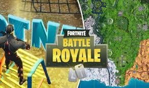 Fortnite NOMS LETTERS map locations for Week 4 search O,S,M,N ...