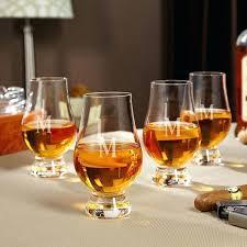 glencairn whiskey glass personalized whiskey glasses set of 4 free today glencairn whiskey