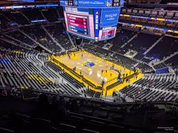 Chase Center Section 216 Golden State Warriors