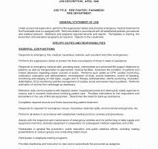 Emt Cover Letter Format Firefighteremt Emtlife Emergency Medical