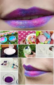 how to make lipstick and lip balm out of candy