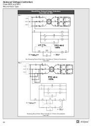 drum controller wiring diagram wiring diagram library elec machine70 66 reduced voltage controllers