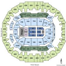 Fedex Forum Seating Chart Foo Fighters Fedex Forum Tickets And Fedex Forum Seating Charts 2019