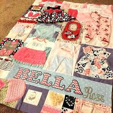 Easy Baby Girl Quilt Kits Easy Baby Strip Quilt Tutorial Baby ... & ... Baby Quilt Tutorial Blog This Quilt Baby Memory Quilt Diy Tutorial Made  From Onesies Bibs And ... Adamdwight.com
