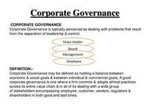 corporate governance assignment essay working through depression corporate governance assignment essay