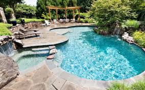 Inground pool Big How Much Does An Inground Pool Cost Ship Dip How Much Does An Inground Pool Cost Mcdonough Construction