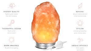 levoit salt lamp quality