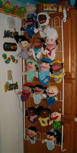 Stuffed Animal Display Stand Puppet Stuffed Animal Storage Stuffed animal storage Puppet 15