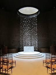 Mit Chapel Designer Saarinen Crossword Pin On Idea Lighting