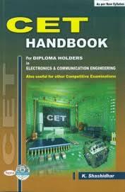 buy cet handbook for diploma holders in electronics  cet handbook for diploma holders in electronics communication engineering