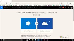 Microsoft Sharepoint Templates Microsoft Flow Guided Learning Start From A Template Youtube