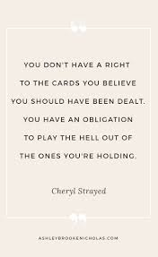 Cheryl Strayed Quotes That Will Change