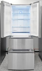 haier 4 door refrigerator. for such a cozy fridge, the haier hrf15n3ags actually has pretty decent amount of 4 door refrigerator c