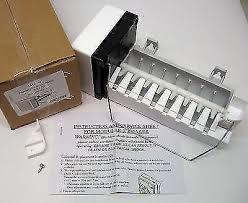 amana tag kenmore whirlpool fridge icemaker kit d7824705 d7824706q refrigerator icemaker for whirlpool kenmore kirkland roper 106