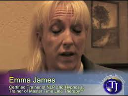 Watch this testimonial from Emma James from the UK. She studied NLP, Time Line Therapy and Coaching with Dr. Tad James. Watch his testimonial on how she ... - 0