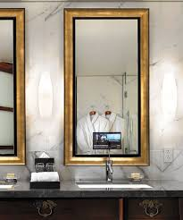 Stanford Bathroom Mirror Tv Electric Water Resistant Mirrors With - Tv for bathrooms