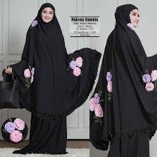 Model Mukena Yang Terbaru Hijab Batik