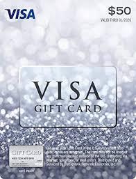 50 visa gift card plus 4 95 purchase fee