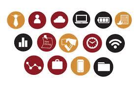 Career Fair Logo Pack Icons Creative Market