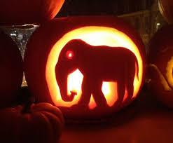 Elephant Pumpkin Carving Pattern Cool Cute Elephant Pumpkins Wiring Diagrams