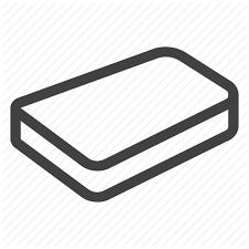 Mattress icon png Hybrid Mattress Shareicon Bedding Bedroom Mattress Icon