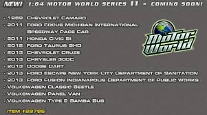 new car release april 2014ZA3 Collectibles News  Info