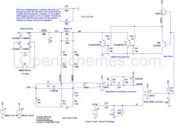 circuit analysis of the 1 8kw induction hotplate openschemes fig 1 schematic