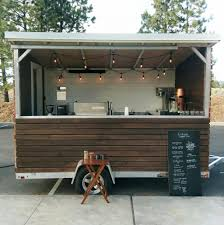 There's plenty to ponder and plenty to do in order to turn your idea into a thriving business. Tiny Home Meets Coffee Cart Coffee Truck Coffee Food Truck Coffee Trailer