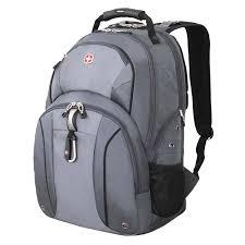 Купить <b>Рюкзак WENGER</b>, <b>универсальный</b>, серо-серебристый, 26 ...